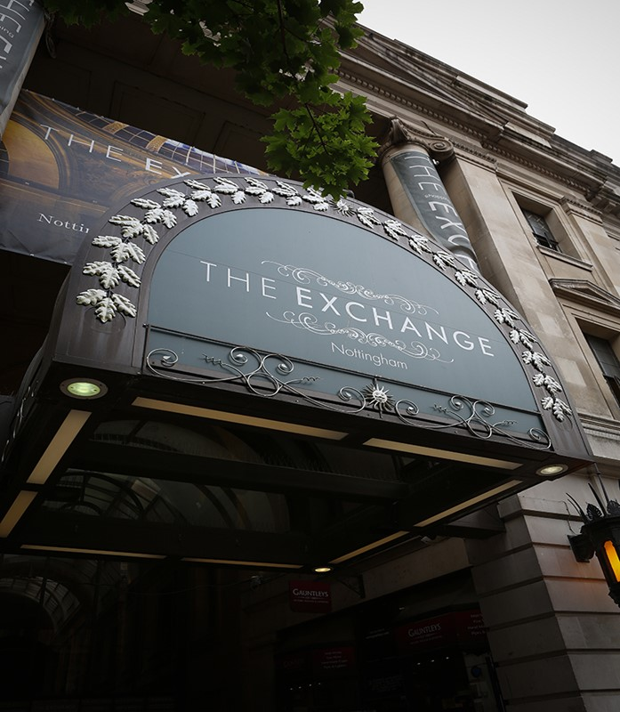 The Exchange Nottingham 7