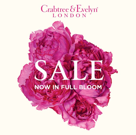 Crabtree & Evelyn Winter Sale