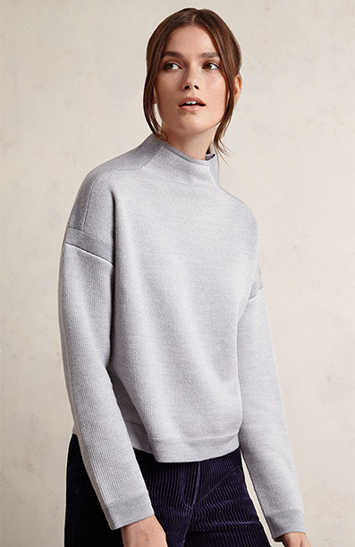 Jaeger Sports Luxe Sweater