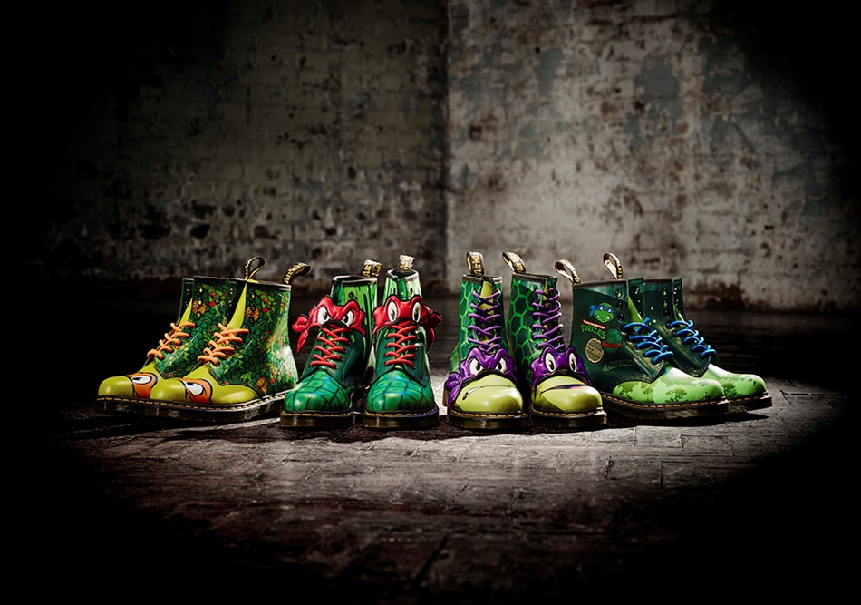 Dr. Martens_TMNT Collection