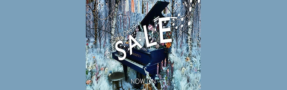 Oasis Sale Now On