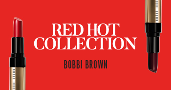 Red Hot Collection with Bobbi Brown