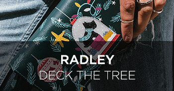 Deck the Tree with Radley
